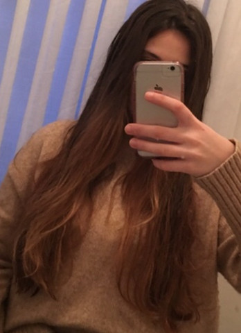 schöne mädchen braune haare