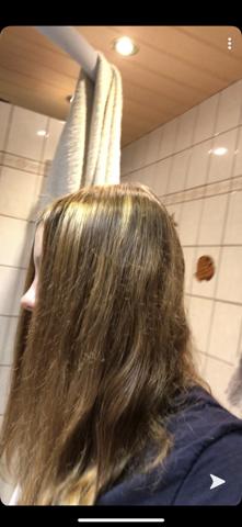 Haarsträhnen für braune haare