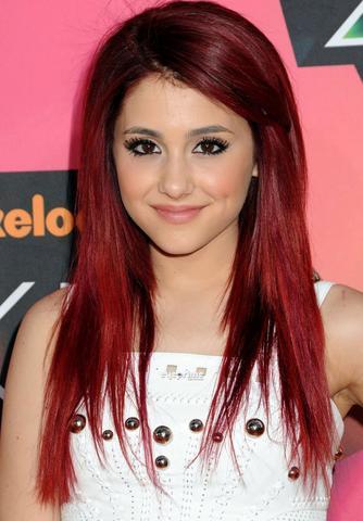 Ariana Grande Rote Haare : henna rot f rben ich habe braune hilfe ariana grande ~ Frokenaadalensverden.com Haus und Dekorationen