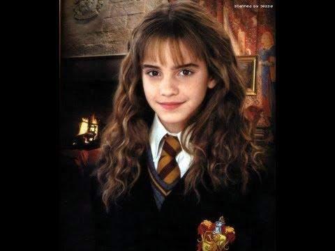 Hermine Grangers Haare bekommen?