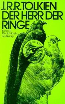 Herr Der Ringe Altes Buch Schwer Zu Lesen