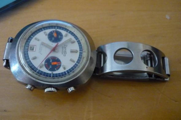 Zentra - (Herren, Armbanduhr)