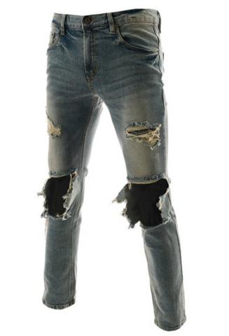 Hose Bsp2 - (Jeans, Stil, Herren)