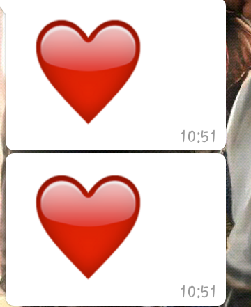 Herz Emoji Bug Whatsapp