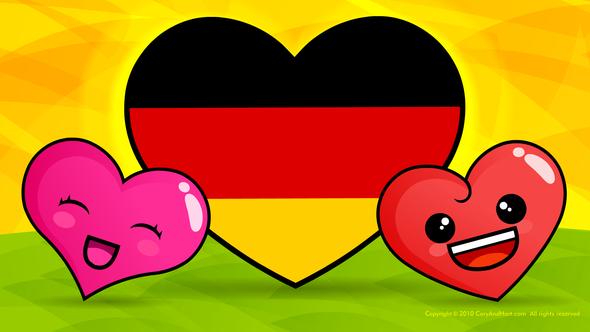 Herz-WM - (Bilder, Deutschland, Bedeutung)