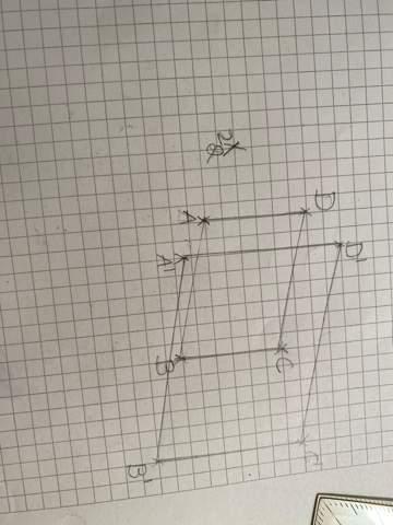 Hey ich wollte fragen ob euch noch was zu den Parallelogrammen auffällt?