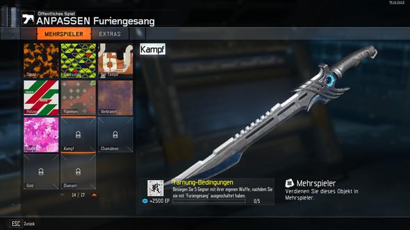 DIe Tarnung - (Games, black-ops)