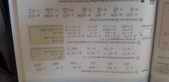 Hey. Könnt ihr mir kurz bitte bei Mathe helfen?