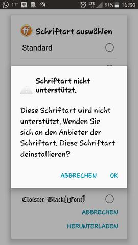 Hey Leute. Hab mal wieder ne Frage. Will bei meinem Samsung Galaxy A5 2015 die Schrift ändern. Wie geht das nur?