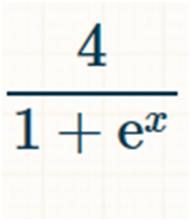 Hey Leute warum gibt es bei dieser Funktion 2 Asymptoten wenn ich den Nenner auf x umstelle bekomme ich doch eigentlich nur ein Ergebnis?