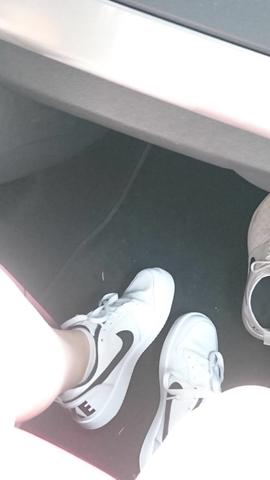Das sind die Schuhe  - (Schuhe, Nike)
