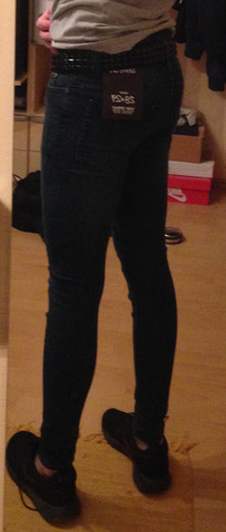 #me  - (Jeans, super skinny jeans)
