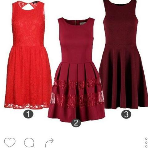 Das Kleid in der Mitte - (Mode, Kleid, Fashion)