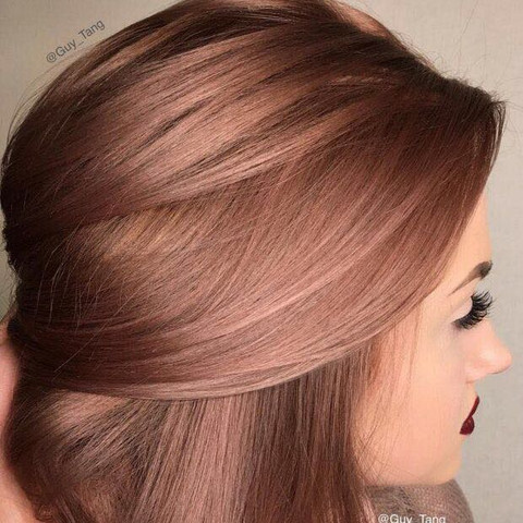 Hier.. - (Haare, Rose Cold)