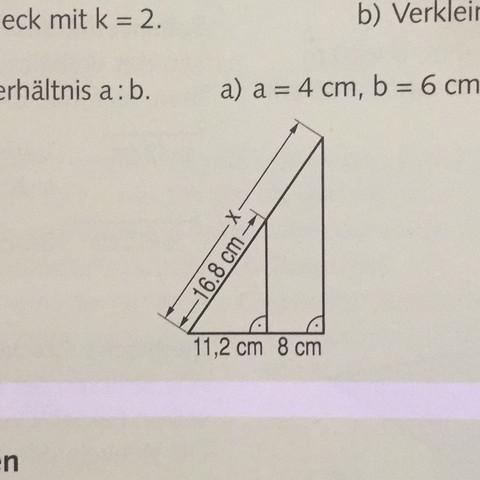Berechne X  - (Mathe, Hausaufgaben)