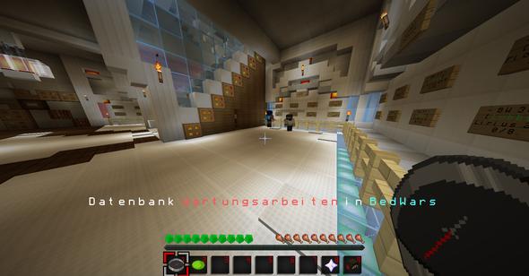 Screenshot - (Minecraft, Schrift)
