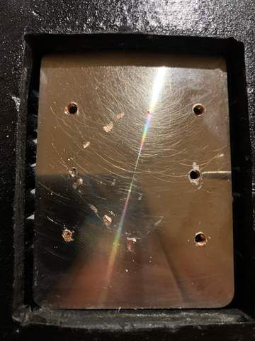 HI Nox Bohrer aus Aluminium bekommen?