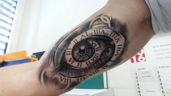 Auge - (Augen, Tattoo, Bewertung)