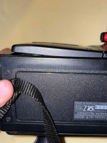 Hi8 Camcorder - Kassettendeck kaputt?