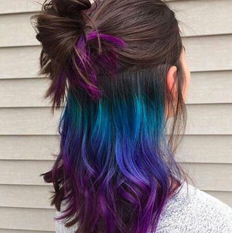 Hidden Rainbow Gefahren Kosten Mädchen Haare Beauty