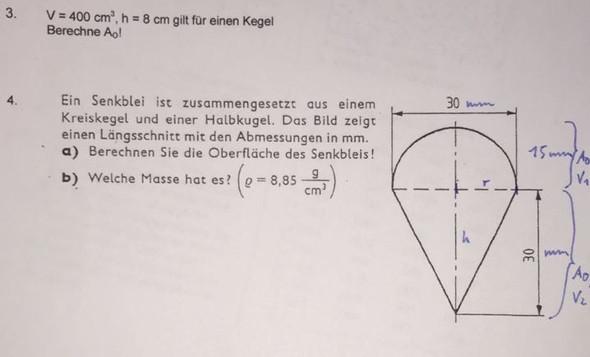 Das ist die Aufgabe  - (Schule, Mathe, Aufgabe)