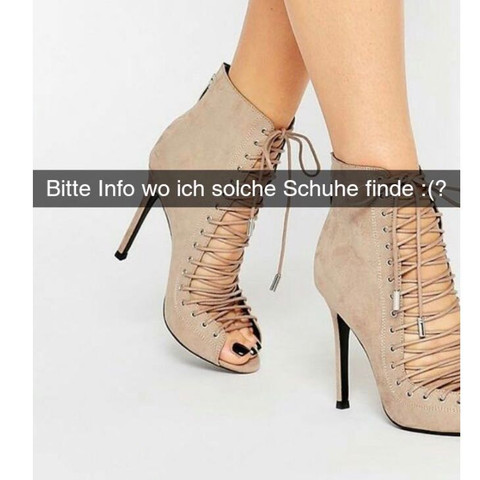 Suche diese Schuhe - (Schuhe, Link, High Heels)