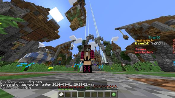 mein skin :) - (Minecraft, Java, Crash)