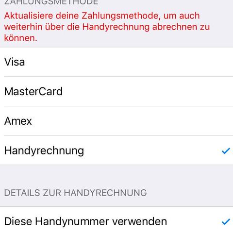 Und dass  - (iPhone, Apple, Apps)