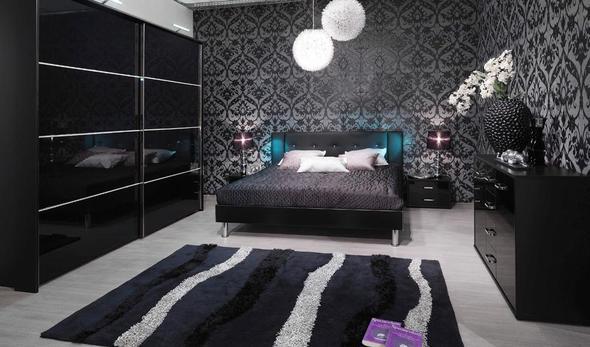 hilfe wer kennt diese schwarz graue ornamment barock tapete hilfeeeeee. Black Bedroom Furniture Sets. Home Design Ideas
