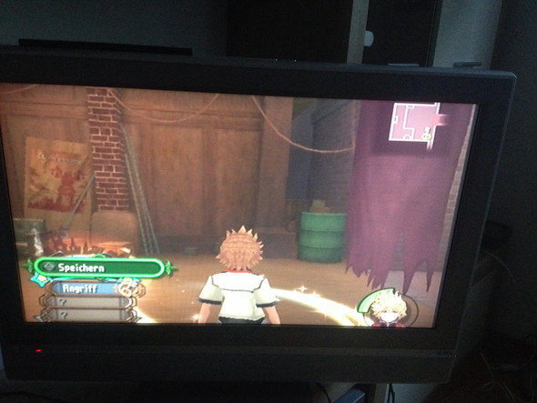 Eigentlich ist unter den zwei Fragezeichen Balken noch einer (links) - (Bildschirm, PS2, Auflösung)