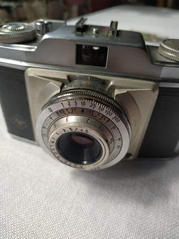 Hilfe bei Agfa analog Kamera?