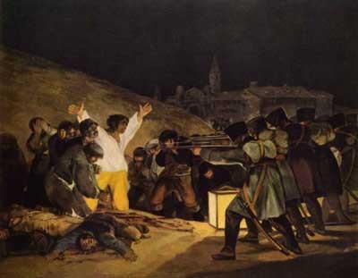Bild von dem Gemälde - (Schule, Kunst, Analyse)