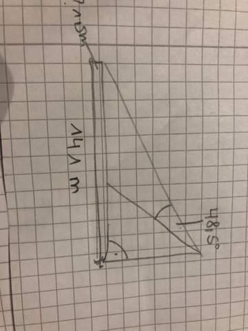 Hilfe bei der Mathehausaufgabe-Trigonometrie?