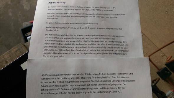 Hilfe bei einem elektrischen Schaltplan? (Technik, Technologie ...