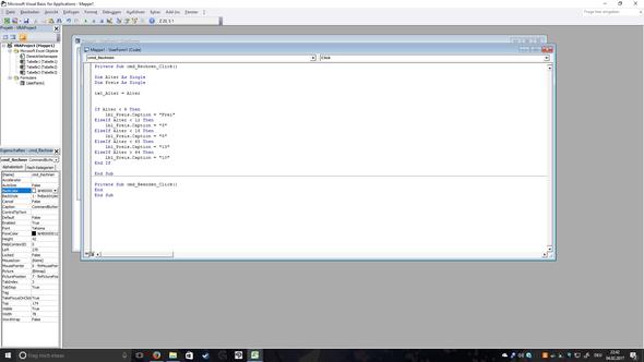 Code - (programmieren, Excel, Programmierung)