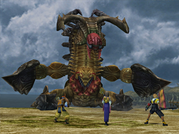 der hier - (PSP, Final-Fantasy)
