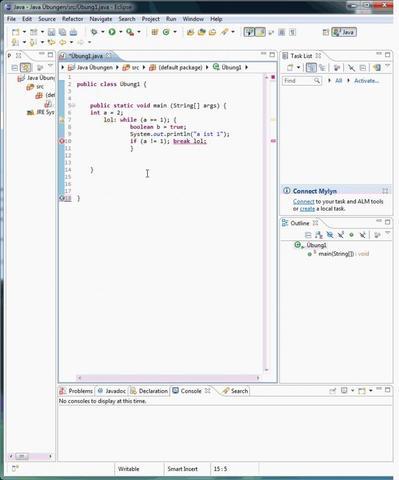 das stimmt - (programmieren, Java)
