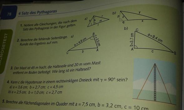 Ausgezeichnet Lösung Rechtwinkliger Dreiecke Arbeitsblatt Antworten ...