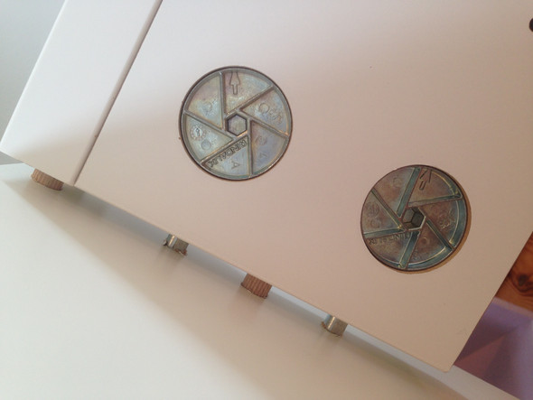 Schrauben   (Haushalt, Aufbau, Ikea Malm Bett)