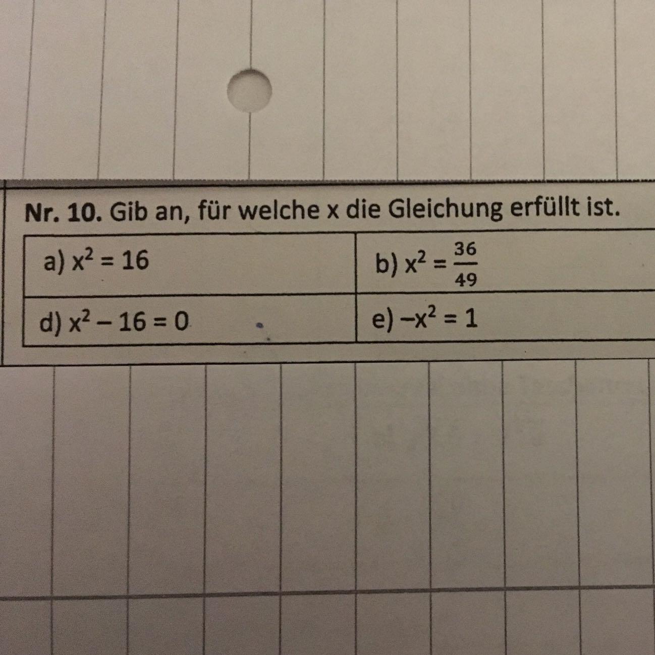Hilfe bei Mathe Problem (Gleichung mit X)? (Schule, Aufgabe ...