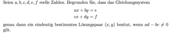 Aufgabe dazu - (Mathematik, Aufgabe)