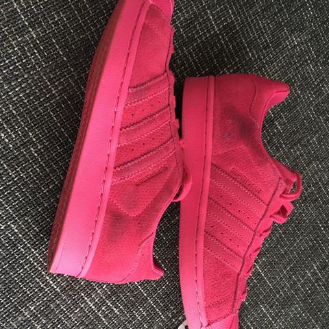 Meine Schuhe mit den Flecken :-(  - (Schuhe, adidas, putzen)
