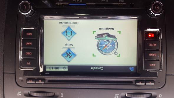 Komme nicht weiter - (Auto, Navigationsgerät)