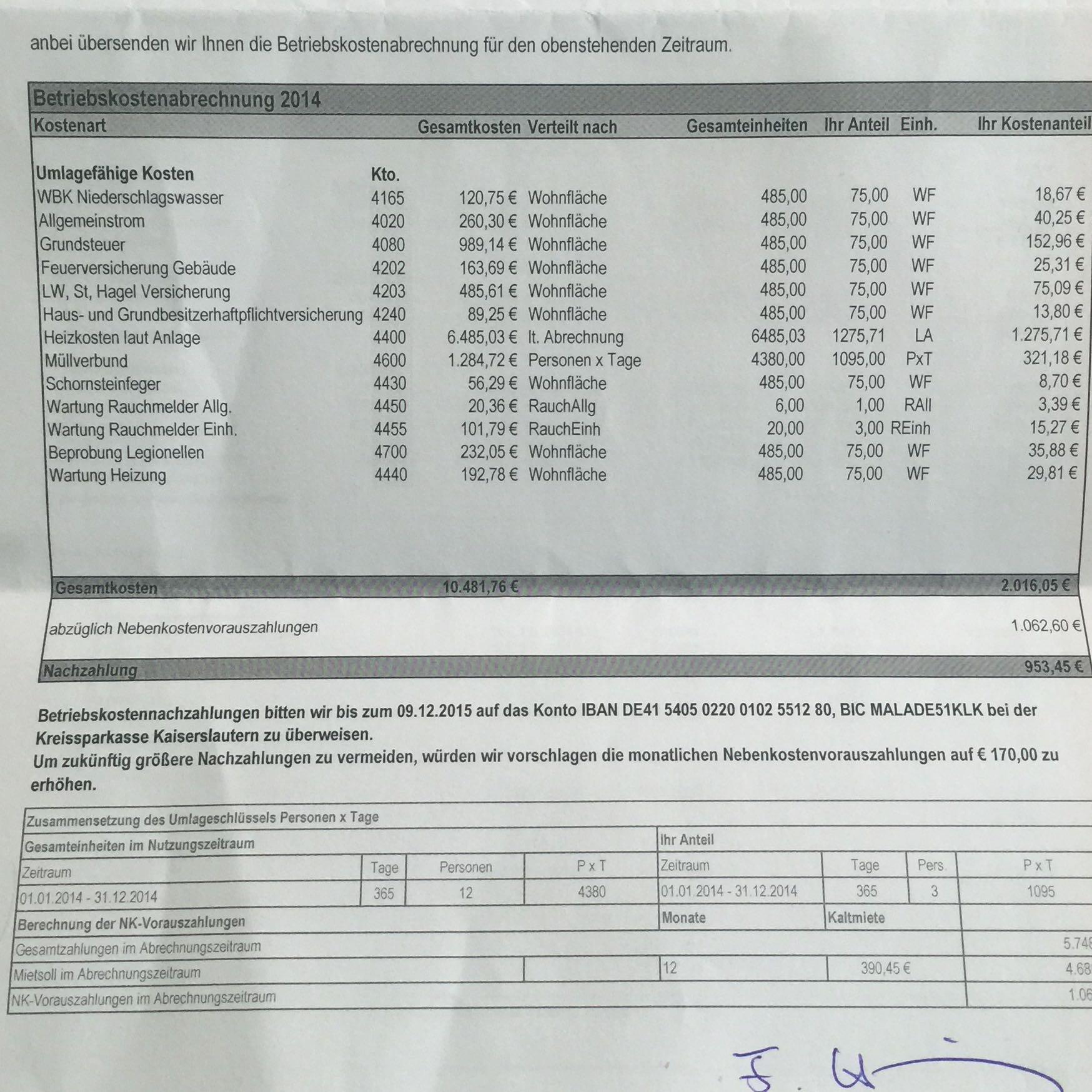 Wohnzimmerz Nebenkostenabrechnung Haus With Nebenkostenabrechnung