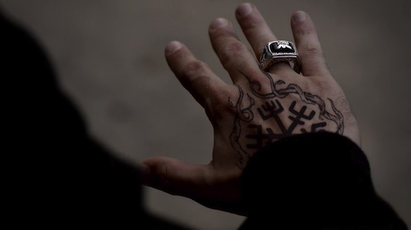 Jeremy Gilbert Hunter - (Tattoo, TheVampireDiaries)