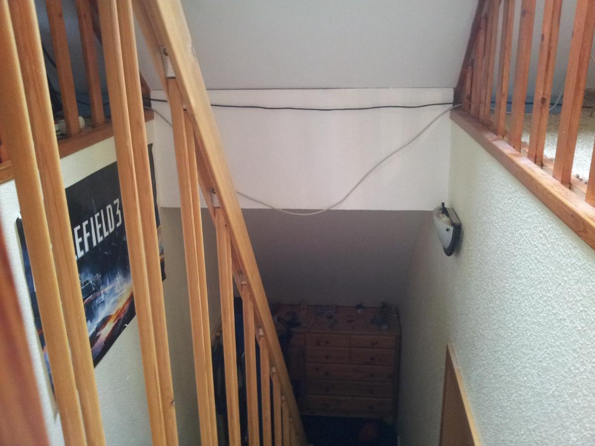 hilfe bei t reinbau dachboden haus wohnung wohnen. Black Bedroom Furniture Sets. Home Design Ideas