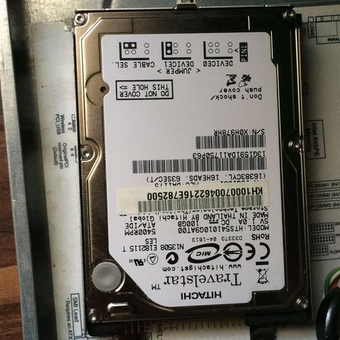 Festplatte an sich - (PC, kaufen, Festplatte)