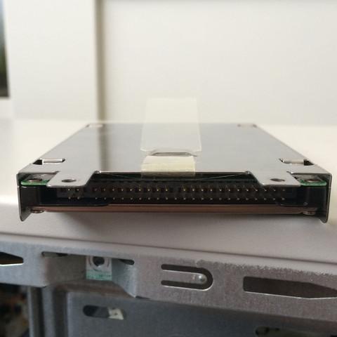 Anschluss der Festplatte - (PC, kaufen, Festplatte)