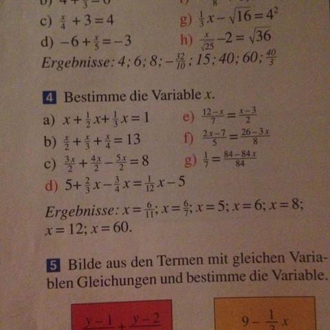 Ziemlich Math Hilfe Lösen Von Gleichungen Bilder - Mathematik ...