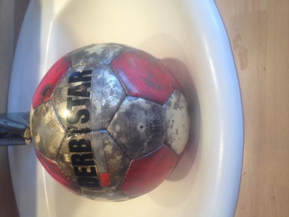 Fußball - (Fußball, Original, sauber)